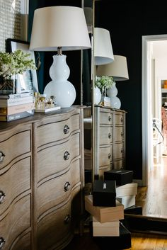 You might assume that a beautiful fashion blogger would have a home as enviable as her wardrobe. In the case of ...