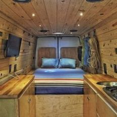 Diy Camper Van Conversion To Make Your Road Trips Awesome No 08