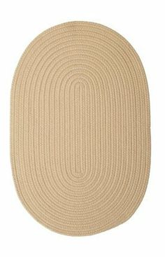 """Colonial Mills Boca Raton Br12 8'0"""" x 10'0"""" Linen Oval Area Rug by Colonial Mills. $300.00. Boca Raton BR12 linen rug by Colonial Mills Inc Rugs is a braided rug made from synthetic. It is a 8 x 10 area rug oval in shape. The manufacturer describes the rug as a linen 8'0"""" x 10'0"""" area rug. Buy discount rugs with Buy Area Rugs .com SKU br12r096x120