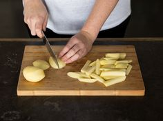 Knusprige Ofen-Pommes