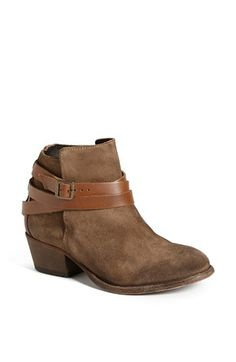 H by Hudson 'Horrigan' Belt Wrapped Bootie available at #Nordstrom