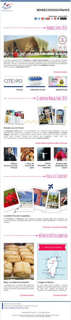 La nostra Francia: da Stefano Accorsi a Expo Milano  #RDVFrance #Rendezvousenfrance #ViaggiFrancia #Expo2015 #ExpoMilano2015 #ExpoMilano