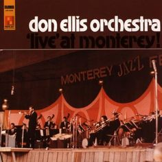 classic jazz album covers | Jazz From Monterey: 1966 | Night Lights Classic Jazz - WFIU Public ...