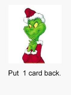 """Check out this Grinch ten frame math game -  Kids take great joy in working together to """"Catch the Grinch"""" and save Christmas as they learn about numbers 0 - 20!"""