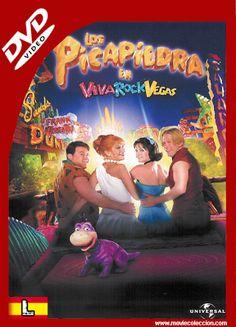 Los Picapiedra en Viva Rock Vegas 2000 DVDrip Latino