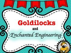 Goldilocks needs your students' help. She broke Baby Bear's chair and her mother insists that she make a new chair for him. Time for structural engineering!! Students will use what they know about the strength of shapes and materials to design and build a chair that will hold one kilogram of weight.Included are student handouts, teacher notes and a rubric.This fairy tale unit is also available in our discounted bundle.STEM Fairy Tales : A Charming Bundle of Enchanted EngineeringHow to get…