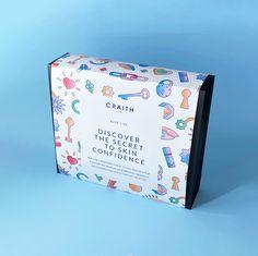 Discovery Box, Blue Line, The Secret