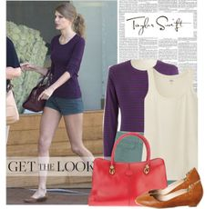 """""""Style: Taylor Swift"""" by marti99t on Polyvore"""