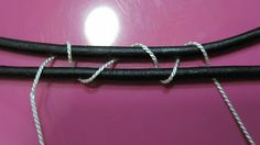 DIY: How To Make Chan Luu Style Men's 5 Wrap Bracelet - Great tutorial