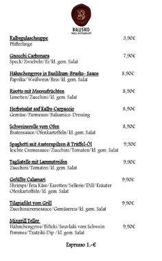 Kleines Update fuer die Mittagskarte    Brusko griechisches Grill Restaurant   www.brusko.de #Mittagslunch #Businessluch #Mittagsmenu #Pause #Brusko #griechischesRestaurant #Muenchen #Schwabing #Leopoldstrasse #Grieche #Restaurant #Eventlocation #griechisches #Grill