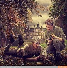 Muggle Potter by _Yaoimaster_
