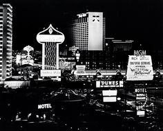 Through The Years: The Las Vegas City Skyline | UNLV News Center