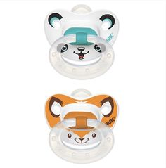 SOOTHER *BAMBI* PERSONALISED DUMMY AVENT CAN BE STERILISED* 6-18 M PACIFIER