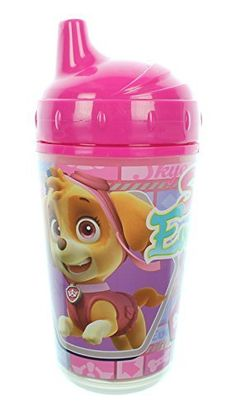 Amazon.com  Nickelodeon PAW Patrol Skye and Everest Light Up Sippy Cup   Toys   Games 70489778f48c