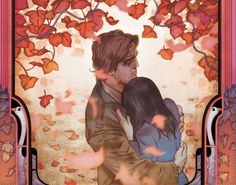 Fables - Bigby and Snow