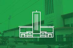 Medan Buildings Icons by Angga Pradica