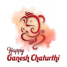 Ganesh Chaturthi Greetings, Happy Ganesh Chaturthi Wishes, Happy Ganesh Chaturthi Images, Jai Ganesh, Shree Ganesh, Lord Ganesha, Lord Shiva, Ganesha Art, Lord Krishna