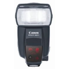 Canon Speedlite 580EX II Flash for Canon EOS Digital SLR Cameras $449.99