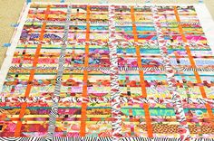 Quilternity's Place: Jelly Roll Race going Plaid! Jellyroll Quilts, Scrappy Quilts, Quilting, Jelly Roll Race, My Sewing Room, Quilt Top, Paper Piecing, Racing, Plaid