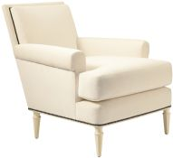 Yves Lounge Chair - Baker The Thomas Pheasant Collection