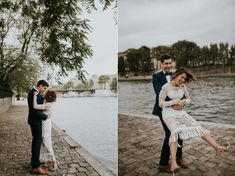 Paris Elopement, White Dress, Couple Photos, Couples, Wedding, Fashion, Couple Shots, Valentines Day Weddings, Moda
