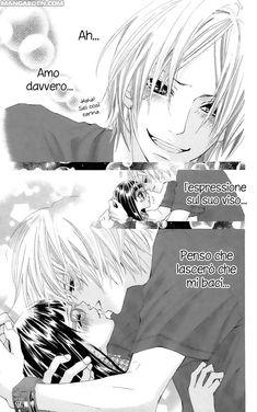 Himitsu no Ai-chan4: Lovely 4 pagina 10 - Italiano manga - Nine Manga