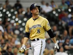 07-22-13 Milwaukee Brewers outfielder Ryan Braun has been suspended without pay for the rest of the season, a 65-game ban announced Monday by Major League Baseball in what appears to be the first salvo in the league's fight against players allegedly tied to the Biogenesis lab.