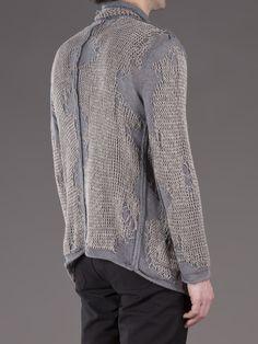 Mihara Yasuhiro Knit Cardigan