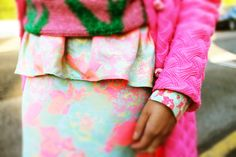 Susie Bubble in pink