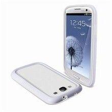 Funda MiniGel Muvit Samsung Galaxy S3 - Blanca  S/. 31.35