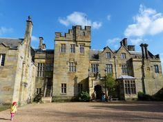 Scotney Castle- A National Trust property in Lamberhurst, Kent, UK