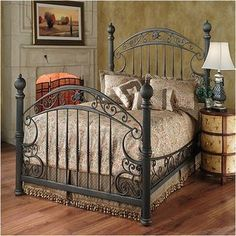 Hillsdale Furniture Chesapeake Four Poster Bed