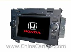 HONDA inch touchscreen/built-in gps/bluetooth ipod/double SD Card slots/Steering Wheel Control Cr V, Honda Cr, Gps Navigation, Sd Card, Join, The Unit, Free Shipping, Products