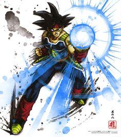 Akira Toriyama, Toei Animation, Dragon Ball, Bardock