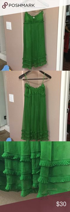 Max Studio summer dress. Like new. I always only wears my dress couple times before it goes to my closet collecting dust.  this is a size small, however, it is really loose, so it will fit a medium size person. Max Studio Dresses Midi