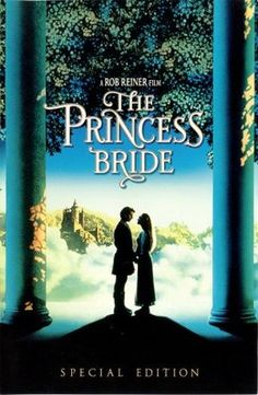 The Princess Bride movie poster (1987)