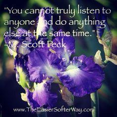 #quote #quoteoftheday #listen #listening #attention #focus