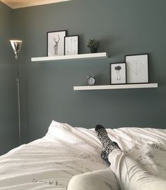 Fine Schlafzimmer Ideen Farben that you must know, Youre in good company if you?re looking for Schlafzimmer Ideen Farben Bedroom Inspo, Bedroom Colors, Bedroom Decor, Ikea Wall, Paint Colors For Home, Cozy House, Wall Colors, Home Decor Inspiration, My Room