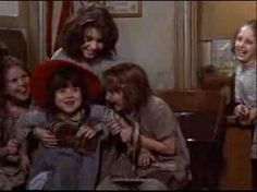 You're Never Fully Dressed Without a Smile scene from Annie! One of my favorite movies as a kiddo and as an adult I still sing along to the whole movie with a beaming smile and flood of memories :)