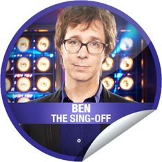 Ben Folds on The Sing Off