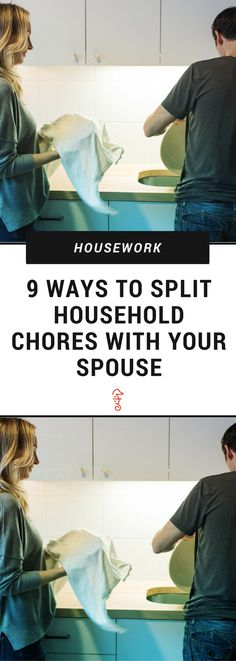 😝 How to make your spouse happy again