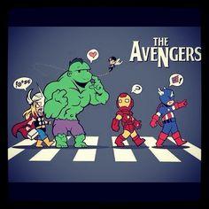 Cute Avengers