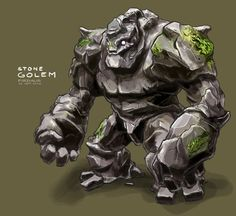 Introduction To Stone Golem picture