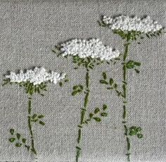 Effective use of French knots