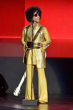 Remembering Prince's Revolutionary Style