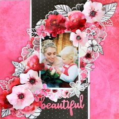 Make stunning scrapbooking layouts like this one by Alicia McNamara with the Creative Kit Club Box, Scrapbook Journal, Scrapbook Page Layouts, Diy Scrapbook, Scrapbooking Ideas, Scrapbook Sketches, Scrapbook Albums, Wedding Scrapbook, Making Ideas, Paper Crafts