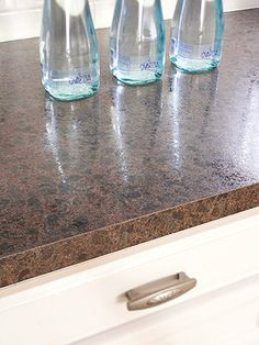 Wash countertops after cooking. | 21 Cleaning Basics You Probably Don't Know