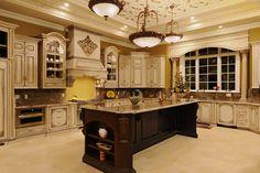custom kitchen in DC