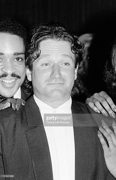 Robin Williams and Ben Harney