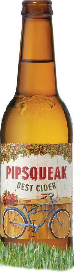 ~Pipsqueak Australian Apple Cider | The House of Beccaria#